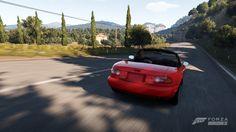 Mazda MX-5 NA Miata & Sunny day - Forza Horizon 2 / Xbox One (X1)