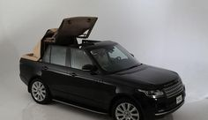 Range Rover Convertible by Newport.