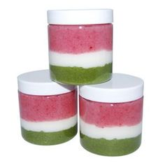 Watermelon Emulsified Sugar Scrub Recipe   Nature's Garden