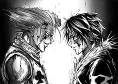 Hisoka vs Chrollo - Hunter x Hunter