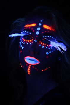 Black Light Photography