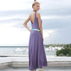 Fab.com | New Wave Dress Purple