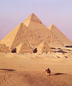 Sailing Past the Pharaoh's Greatest Site:Egypt's Giza at the Great Pyramids; Nile Cruise past Valley of the Kings and Temples