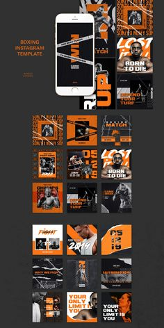 Instagram Feed Layout, Instagram Grid, Instagram Design, Instagram Posts, Sports Graphic Design, Graphic Design Posters, Graphic Design Inspiration, Social Media Banner, Social Media Template