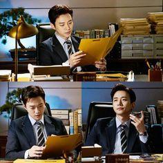2PM Junho in Chief Kim drama