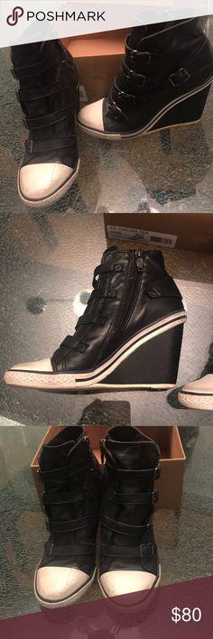 Authentic ash shoes Authentic ash shoes  Wear only few times. Ash Shoes Wedges