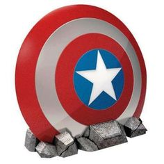 ⭐NEW : Haut-Parleur Bluetooth Captain America 54.90€ Dispo ici ➡ http://ow.ly/k78X30bY7h5 #Marvel #CaptainAmerica