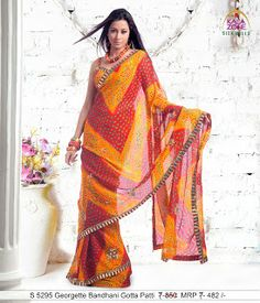 Cotton is the most comfortable fabric for all season specially the summer. The nature of the fabric is perfect for all kinds of weather conditions. Cotton Sarees are thus at huge demand all across the country mostly in the summer season. -