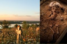 Share this:MessageToEagle.com – An 8,500-year-old cemetery in Germany is believed to be the oldest burial place on the continent. Scientists who examined the place have stated it is the first evidence of a true cemetery in northern Europe or Scandinavia. This ancient place is now starting to reveal its secrets. Mysterious graves and bodies arranged …