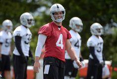 NFL Breakouts 2015: Derek Carr Of Oakland Raiders
