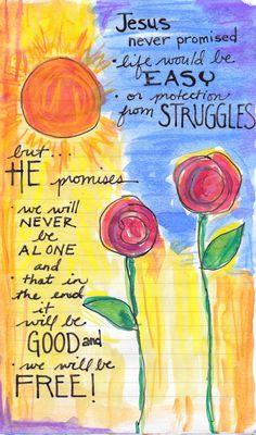 .#JESUS #GOD #FAITH #FLOWERS #ART