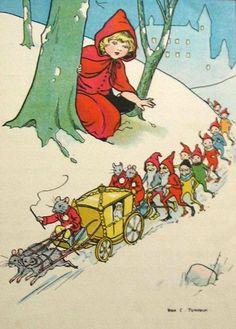 The Fairy Coach ~ Rosa Petherick