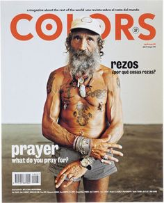 Colors Magazine - Prayer
