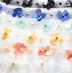Bunga sequins RM15 - 1 yard (lebih kurang 34 pcs bunga sama warna) Nak beli sikit2 pun boleh: RM1.80 untuk 1 set ( 1warna & 1 transparent ) Check katalog kami di - @debeadscatalog @debeadscatalog Siapa nak leh WA: Ayu 0172836592 / Zil 0172836592. Kalau nak beli banyak sila inform kami dulu ya, cek stok dulu Datang kedai pun boleh #debeadscollection #manik #beading #beads #kahwin #sayajualmanik #bunga3d #beadingservice #kedaimanik #flowersequins #bajutunang #accessories #muslimah #t