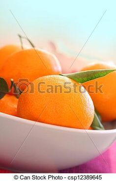 Stock Photo - Ripe clementines in the bowl, close up - stock image, images, royalty free photo, stock photos, stock photograph, stock photographs, picture, pictures, graphic, graphics