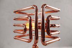 ZAPALGO ARBO copper lamp