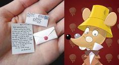La carta del Ratoncito Pérez Tooth Mouse, Dental, David Crane, Tooth Fairy, 4 Kids, Children, Have Some Fun, Dentistry, Diy Art