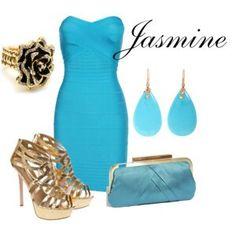 Jasmine night out/date night
