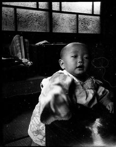 1940s Japanese baby