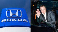 Honda Releases Hydrogen-Powered Car, Elon Musk Calls the Technology 'Bullsh*t'