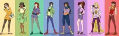 Disney Princesses to go high school: The Art Club Hipster Rapunzel, Hipster Disney, Princesa Hipster, Princesas Disney Hipster, Disney Amor, Disney Princess Quotes, Hipster Belle, Princess Meme, Frog Princess