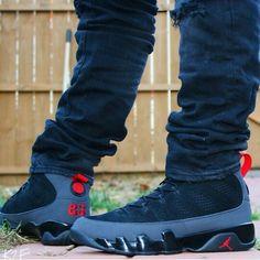 """Air Jordan 9 """"Charcoal"""""""