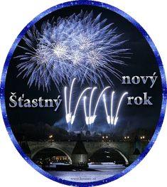 028 novoroční přání - nový rok