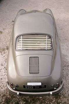 This Porsche 356 is the very first real Porsche car created by Ferdinand 'Ferry' Porsche. This prototype two seater open roadster, known as 'Porsche Number Luxury Sports Cars, Sport Cars, Sport Sport, Cars Vintage, Retro Cars, Vintage Porsche, Vintage Style, Vintage Sport, Fashion Vintage