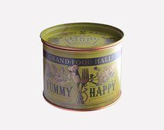 芦屋グラホのハニーローストナッツ缶