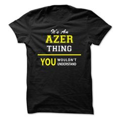 Its An AZER thing, you wouldnt understand !! - #gift card #appreciation gift. Its An AZER thing, you wouldnt understand !!, grandparent gift,cool gift. BUY TODAY AND SAVE =>...