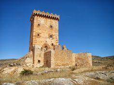 Castillo de Godojos, Zaragoza, Arangon - Spain