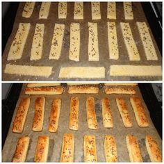 Tvarohové slané tyčinky (fotorecept) - obrázok 2