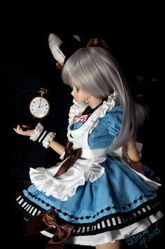 Smart Doll Chitose Shirasawa by fumileica