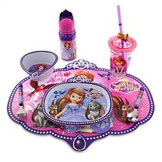 Disney Sofia Meal Time Magic Collection | Disney Store