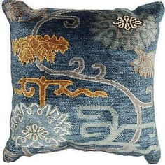 dolma rug wave pillow - Google Search