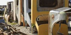 Desert Car Kings' unbelievable Arizona junkyard will blow your mind #travel #roadtrips #roadtrippers
