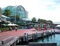 Darling Harbour (Sydney) Australia