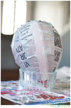 DIY hot air balloon -oh the places you will go art activity for 1st week.