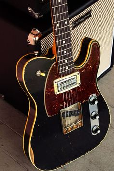 "Leo Fender ""Tribute"" Masterbuilt Wildwood Custom Shop Telecaster"