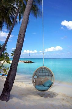 Holidays in the Maldives - 100 amazing photos Vacation Places, Vacation Destinations, Dream Vacations, Beautiful Places To Travel, Beautiful Beaches, Maldives, Images Murales, Beautiful Beach Pictures, Ocean Wallpaper