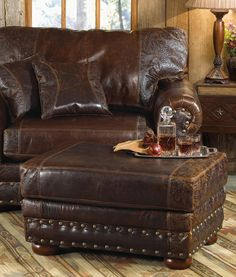 Outlaw Western Furniture Collection