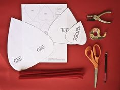 Always Andri Wedding Design Blog: DIY Giant Paper Flowers