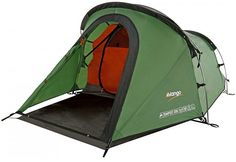 A lightweight, packable and robust tent, comfortable for one person but room for two if needed.