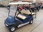 2014 CLUB CAR  PRECEDENT 48 volt Blue Golf Cart 4 passenger with battery charger