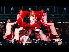Give Me All Your Luvin    Madonna  The MDNA Tour   EPIX