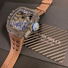 Watch 2, Hand Watch, Amazing Watches, Unique Watches, Richard Mille, Comfortable Sneakers, Telling Time, Luxury Watches For Men, Fashion Watches