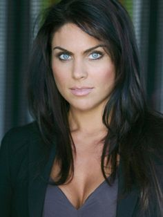 I would love to see her play Wonder Woman. Nadia Bjorlin « Venice The Series