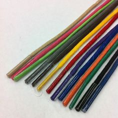 Fashion dress shoe laces