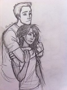 Jason and Piper!!