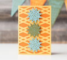 Decorate! Celebrate! Cricut cartridge -- Birthday Wishes Invitation. Make It Now with the Cricut Explore machine in Cricut Design Space.